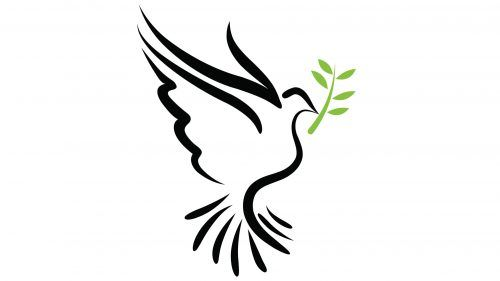 Picture Of Dove With Olive Branch
