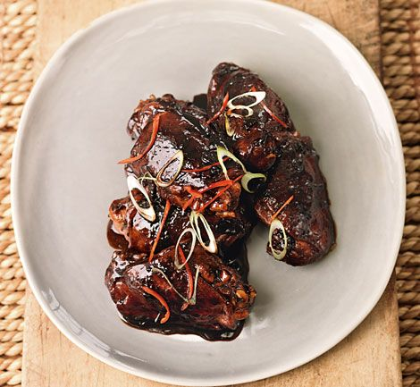 Poppa Wan's Simple Soy-Glazed Chicken – Gok Cooks Chinese recipes