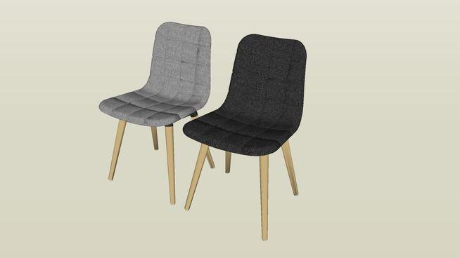 Bop Chair - 3D Warehouse
