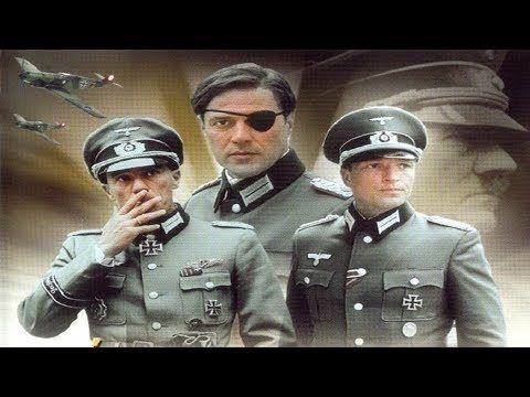 STAUFFENBERG, el coronel que atentó contra Hitler (2004). cine alemán en español