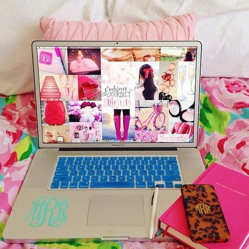 Preppy laptop