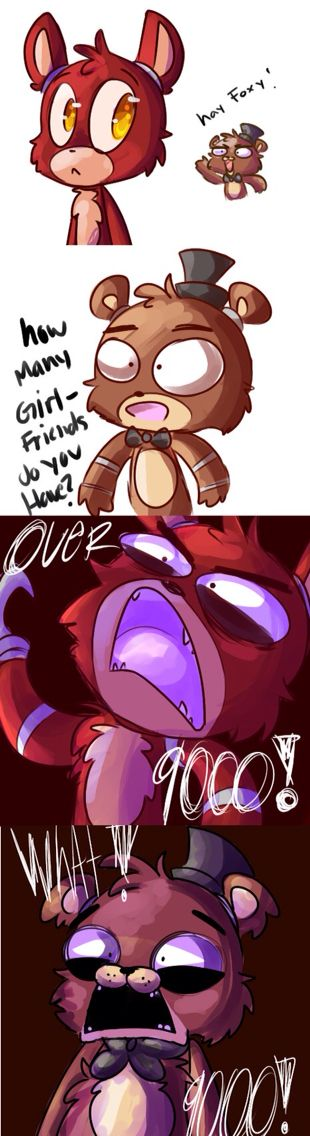 Five Nights at Freddy's over 9000!