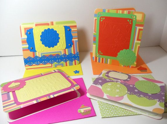 The 47 best images about My Handmade Card Sets – Birthday Card Sets