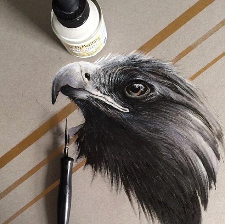 Image Result For Easy Drawing Eagle