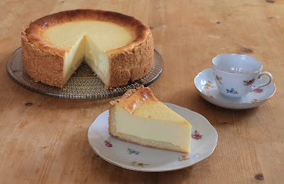 Svenja's Koch- und Backblog: Der perfekte Käsekuchen