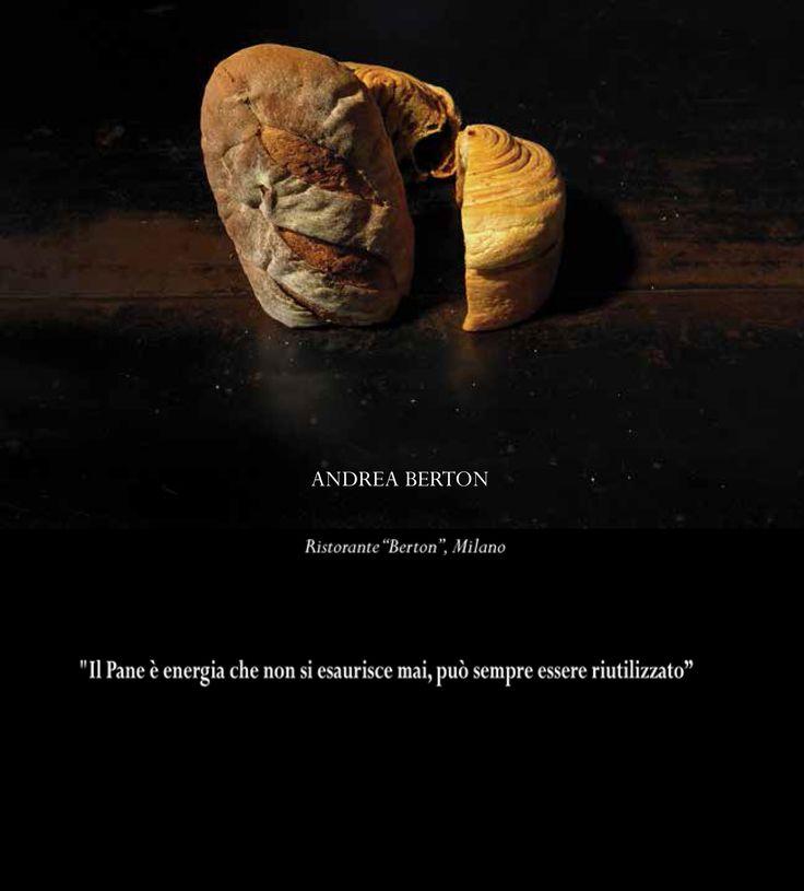 Andrea Berton - L'Arte del pane - LARTE, Milano