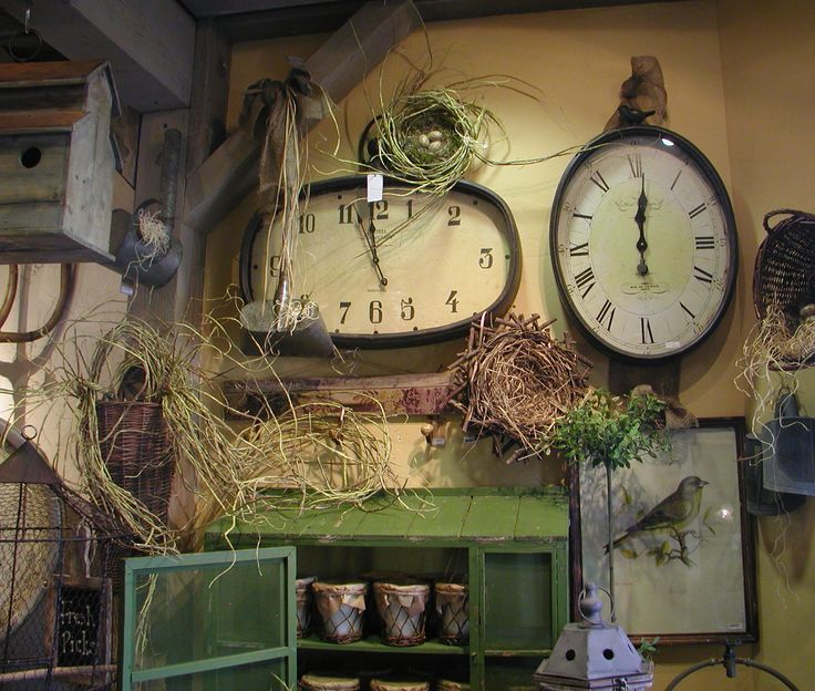 "Want to go to ""The Farmers Wife"" This little shop is filled with rustic farmhouse and garden accessories!  ~ Old Town Temecula Ca."
