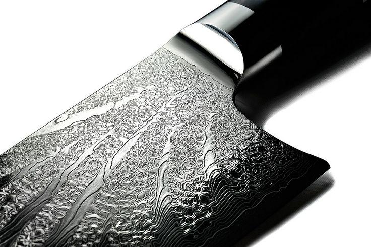 an even closer detail pic of the shun taiyo chefu0027s knife shun taiyo pinterest - Shun Chef Knife