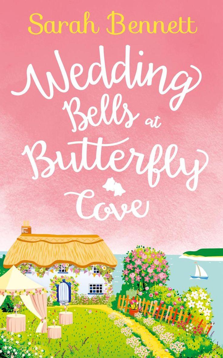Sarah Bennett - Wedding Bells at Butterfly Cove / #awordfromJoJo #WomensFiction #ChickLit #Romance #SarahBennett
