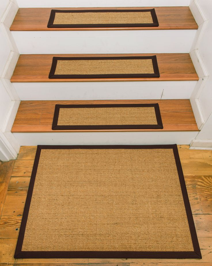 10 best Natural Home Carpet Stair Treads images on ...