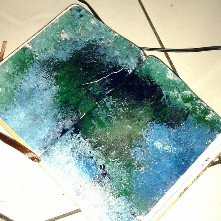 Galaxy paint