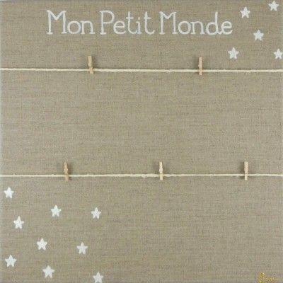 "Pêle mêle "" Mon petit Monde """