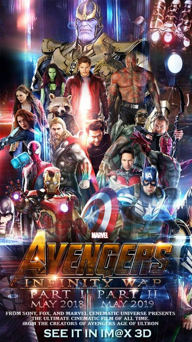 Avengers Infinity War Characters Wallpaper Android 2019 Android Wallpapers Marvel