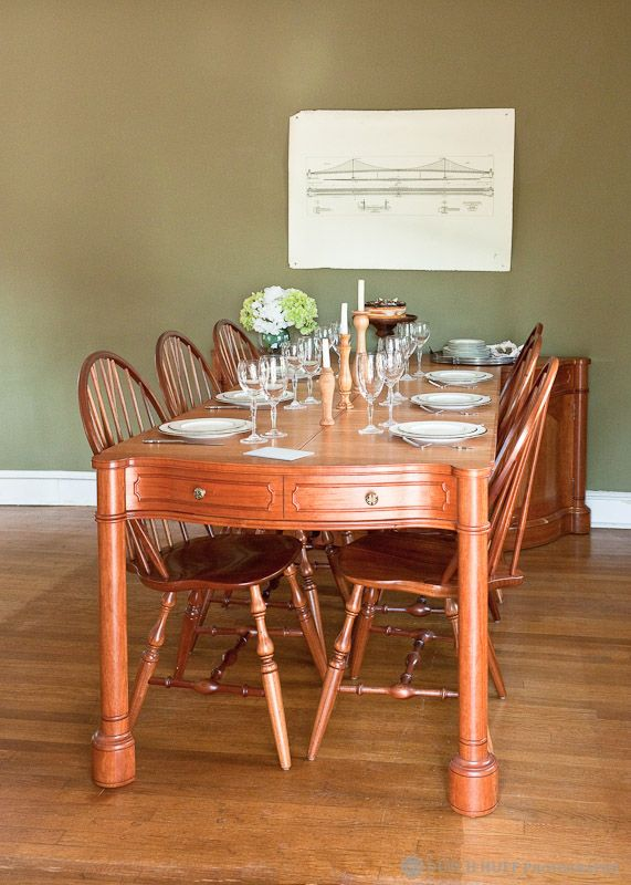 23 best queen anne dining room images on pinterest