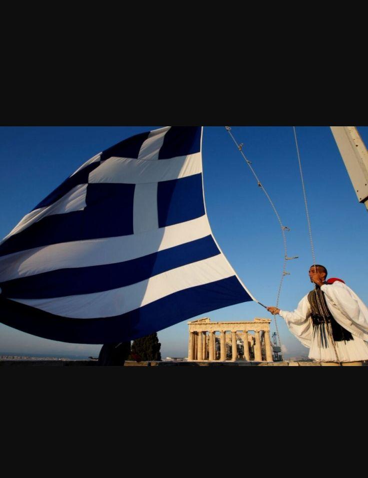 Greek flag!!!
