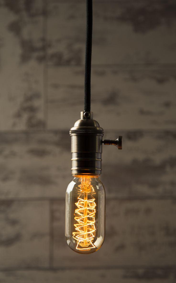 William & Watson - MiniTube Spiral - Vintage Bulb