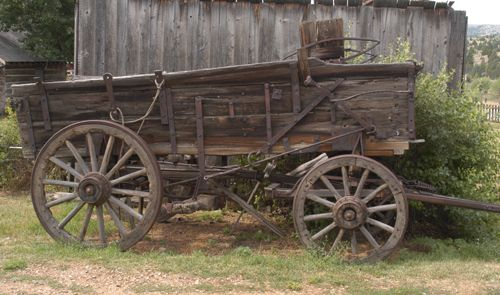 The Spirit of the Old West - Collecting, Travel and Attractions in ...