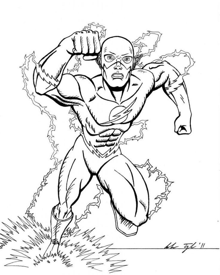 308 besten comic book coloring pages bilder auf pinterest