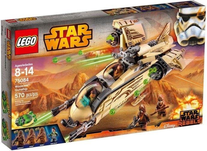 Comparez les prix du LEGO Star Wars 75084 Le vaisseau de combat Wookiee avant de l'acheter ! Infos, description, images, vidéos et notices du LEGO 75084 Le vaisseau de combat Wookiee sur Avenue de la brique
