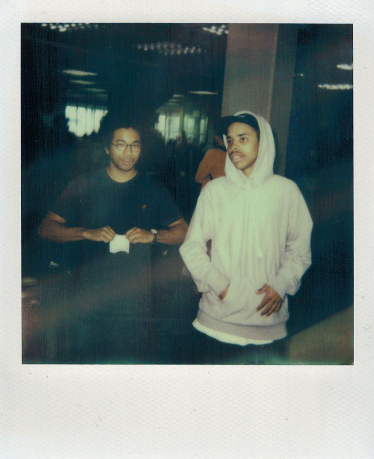 Toro y Moi and Earl Sweatshirt