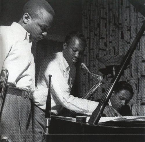 J. J. Johnson, Hank Mobley, Horace Silver from 195