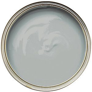 Wickes Colour @ Home Vinyl Silk Emulsion Paint- Steel 2.5L