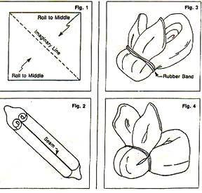 Como fazer um coelho de uma toalha. Como dobrar uma toalha sob a forma de uma lebre / Oficina