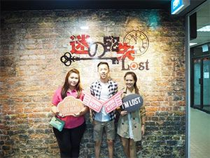 A trip to Egypt at LOST SG escape room (without the flight) in sunny Singapore. http://lost.sg #lostsg #escaperoomsg #escapegamesg #tintedwhiteroses
