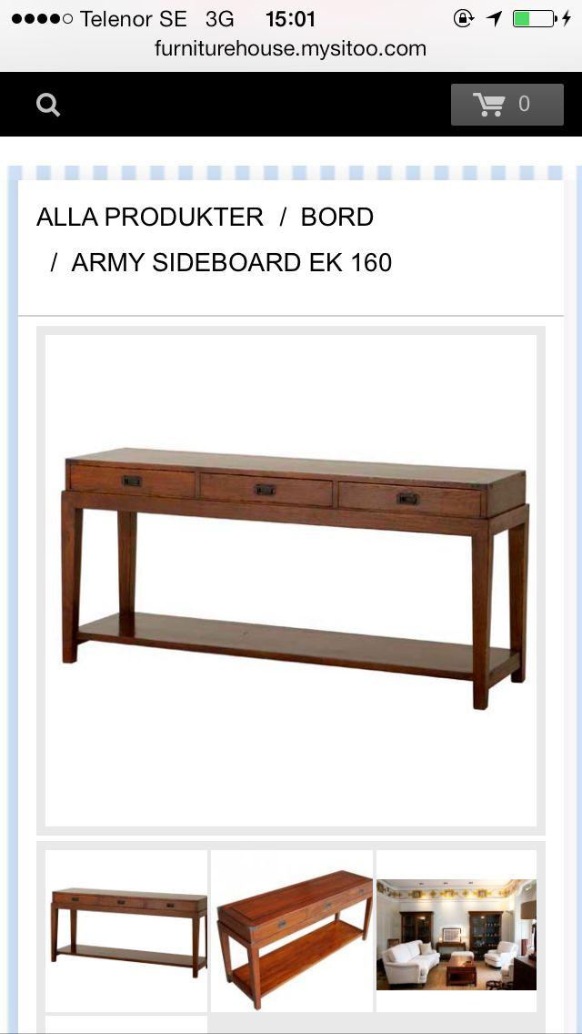Avlastningsbord soffan