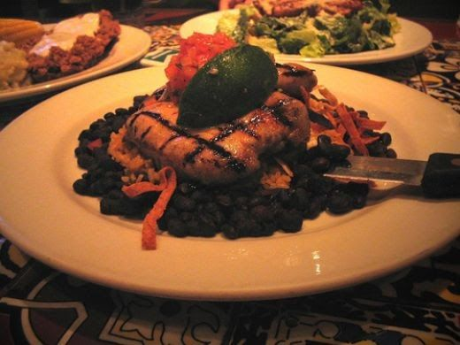 The popular and unique margarita grilled chicken on the menu at Chili's Bar and Grill is quite easy to make at home.  This restaurant copyc...