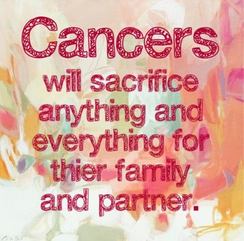 Cancer Man in Love | herinterest.com
