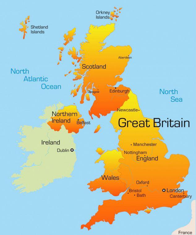 Best Geography Images On Pinterest England Uk Europe And - United kingdom europe map