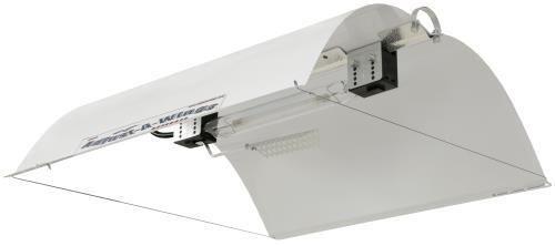 Adjust-A-Wings Defender Hellion DE White Reflector - Medium