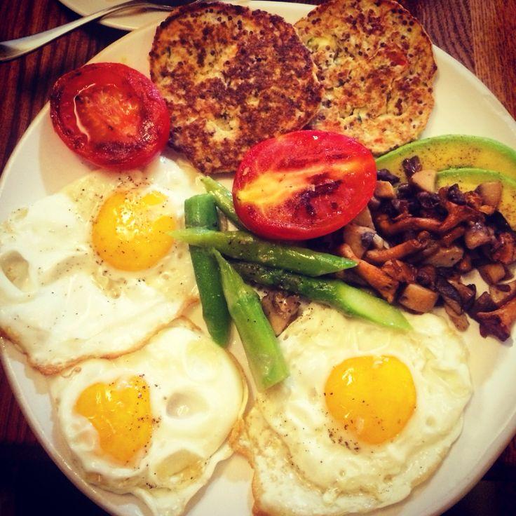 London #glutenfree #veggie brunch loving from Andina Shoreditch