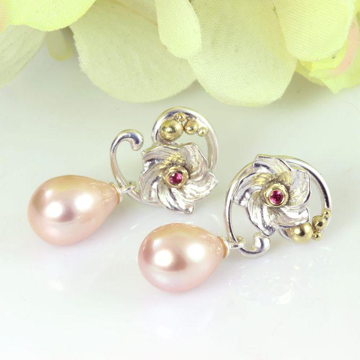 Galleri Castens - Flower Earrings