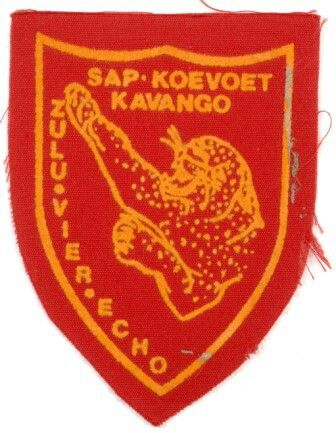 Koevoet badge