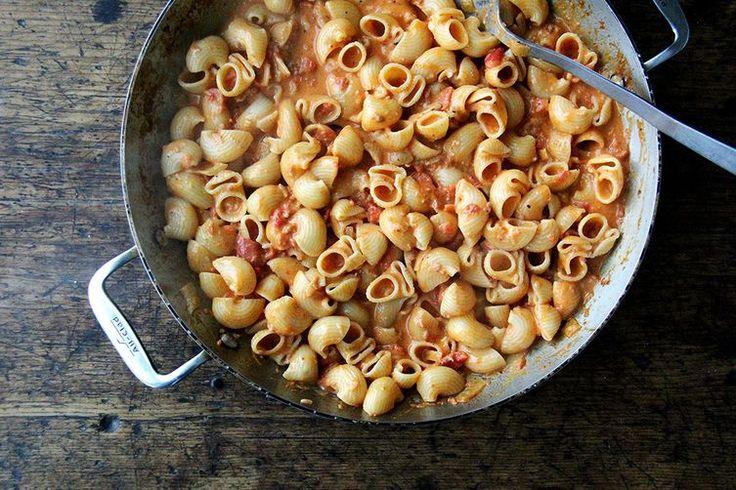 Smoky Pasta alla Vodka recipe on Food52