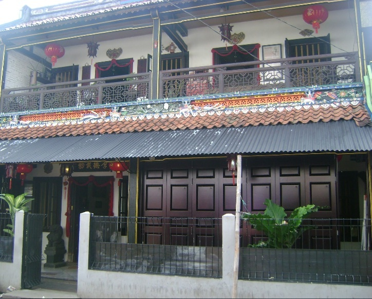 Benteng Heritage Museum, located in the Pasar Lama which is an area of Chinatown Tangerang. http://www.goindonesia.com/id/hotels/indonesia/jawa/jakarta/tangerang/museum_benteng_heritage