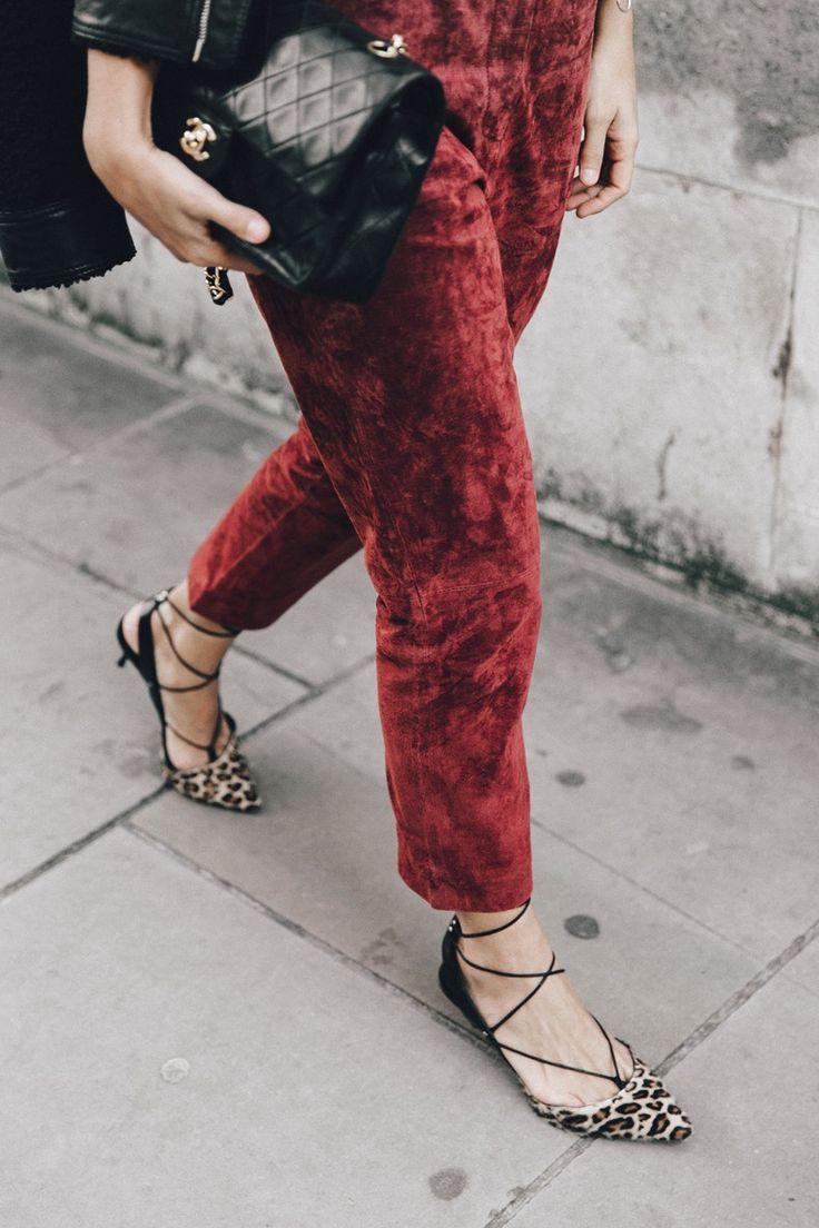 El color marsala sale a la calle y triunfa. ¿Cómo lucir prendas en color marsala? Las tonalidades perfectas para esta temporada Otoño-Invierno 2...