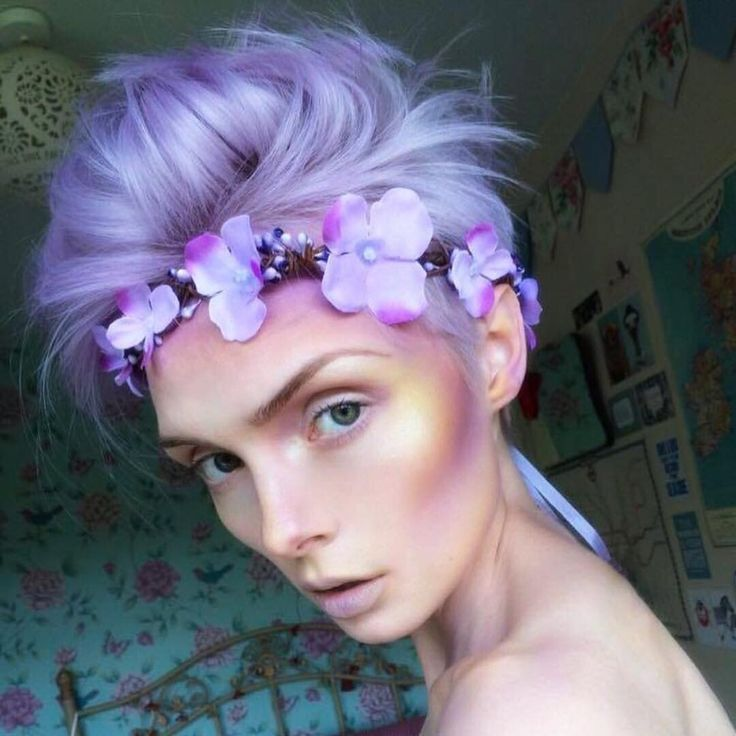 Lavender Fairy!  @beautsoup used Unicorn Lipsticks #NEWYOLKCITY and #CHINCHILLA for this soft look. Check out her page for full details! Tag #limecrime for a chance to be featured✨