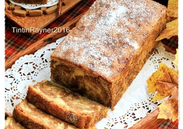 Marble Butter Cake new recipe