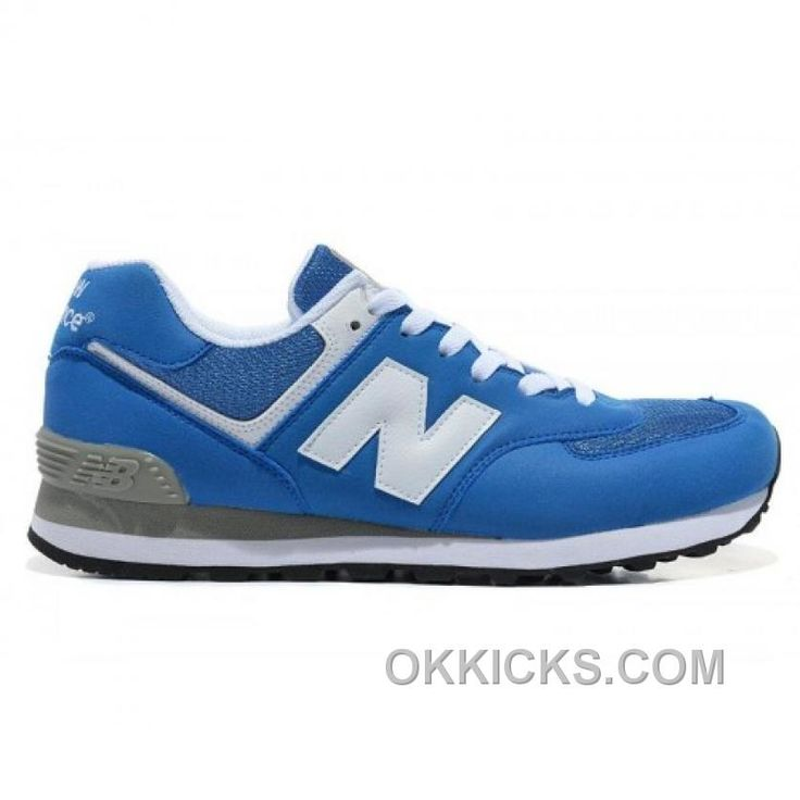 http://www.okkicks.com/new-balance-574-mens-white-royal-blue-shoes-free-shipping-3zbcw.html NEW BALANCE 574 MENS WHITE ROYAL BLUE SHOES FREE SHIPPING 3ZBCW Only $72.70 , Free Shipping!
