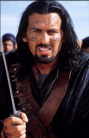 "Oded Fehr, ""The mummy"""