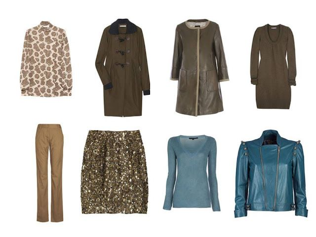The Vivienne Files: Wardrobe: carefully curated and deliberately distilled for warm coloring