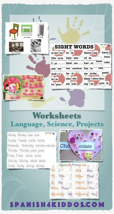 17 best images about free spanish worksheets on pinterest spanish language and spanish lessons. Black Bedroom Furniture Sets. Home Design Ideas