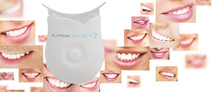 Platinum Light Teeth Teeth Whitener