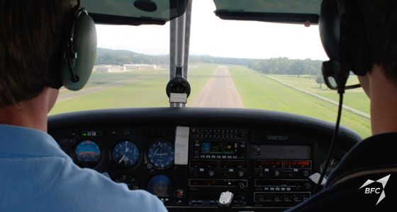 I am training for my private pilot's license, which requires extensive learning.