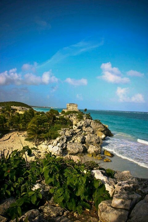 Ruins of Tulum, Riviera Maya, Mexico: Cancun Mexico, Travel Places, Hidey Places, See Places, Peaceful Places, Places I D, Ive, Tulum