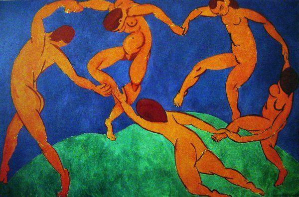 Henri Matisse - The Dance - Fauvism