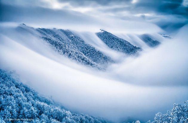 Kingdom Of Clouds © Evgeni Dinev
